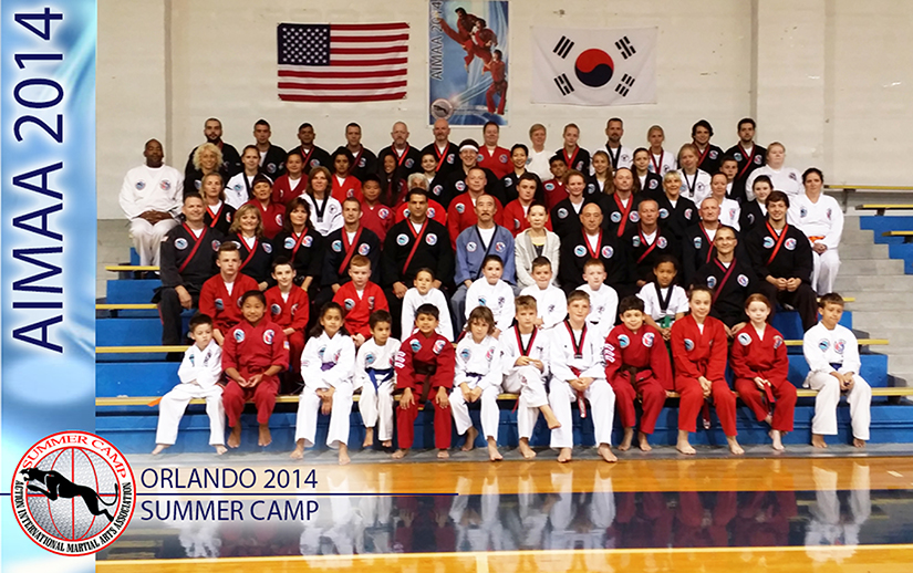 AIMAA Summer Camp 2014 Orlando